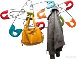Wieszak Coat Rack Safety Clip  3